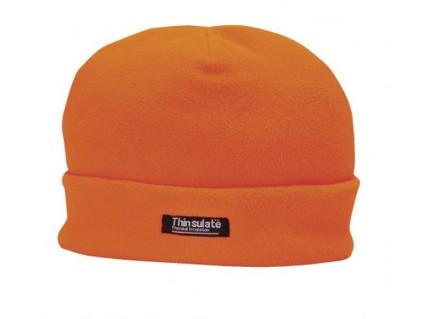 HA10 Polár sapka Thinsulate béléssel narancs