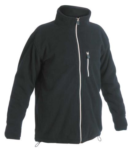 KARELA polár pulóver sötétkék