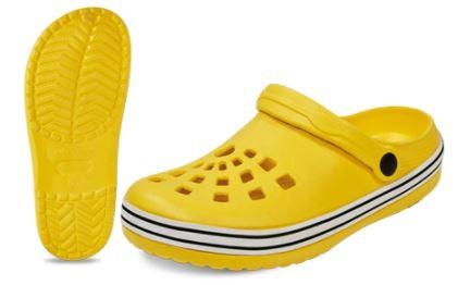 Kifutó! NIGU papucs sárga