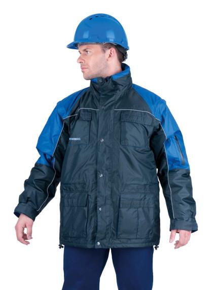 Kifutó! STANMORE téli dzseki 3 az 1-ben kék