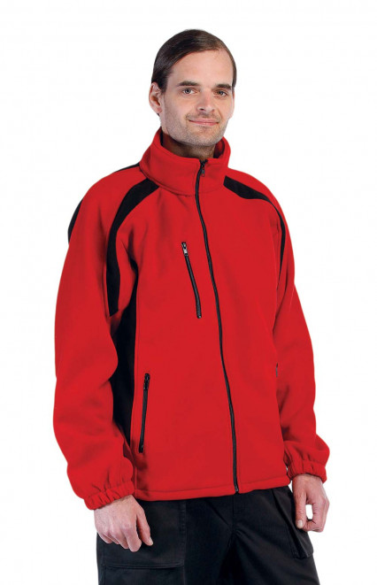 KIFUTÓ! TENREC polár pulóver piros