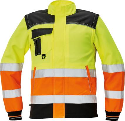 KNOXFIELD HV 290 dzseki sárga-narancs