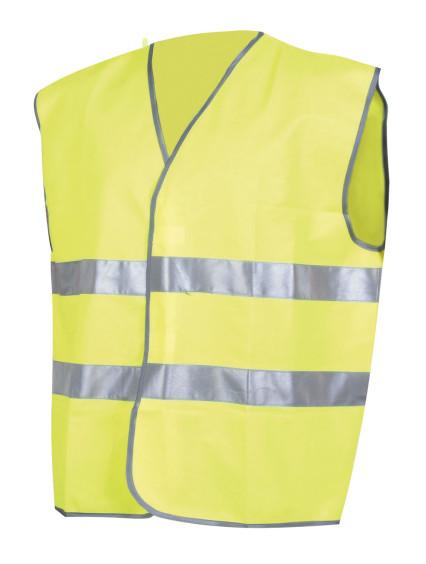 LYNX sárga fluo mellény