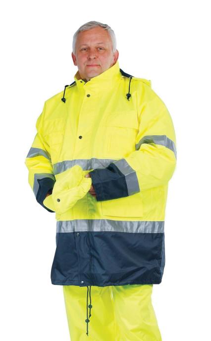 MALABAR 2/1 téli dzseki HV sárga
