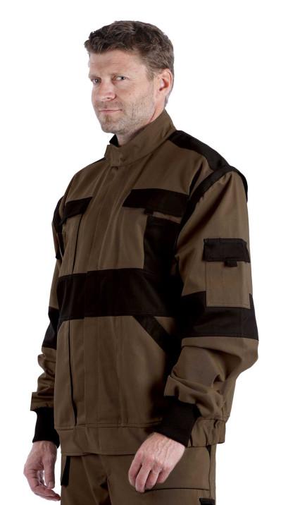 MAX dzseki 2 az 1 ben barna-fekete