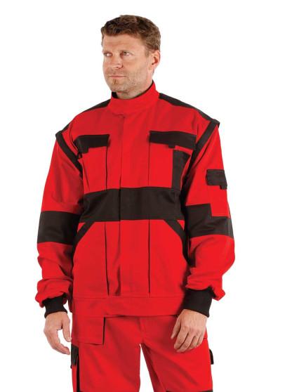MAX dzseki 2 az 1 ben piros-fekete