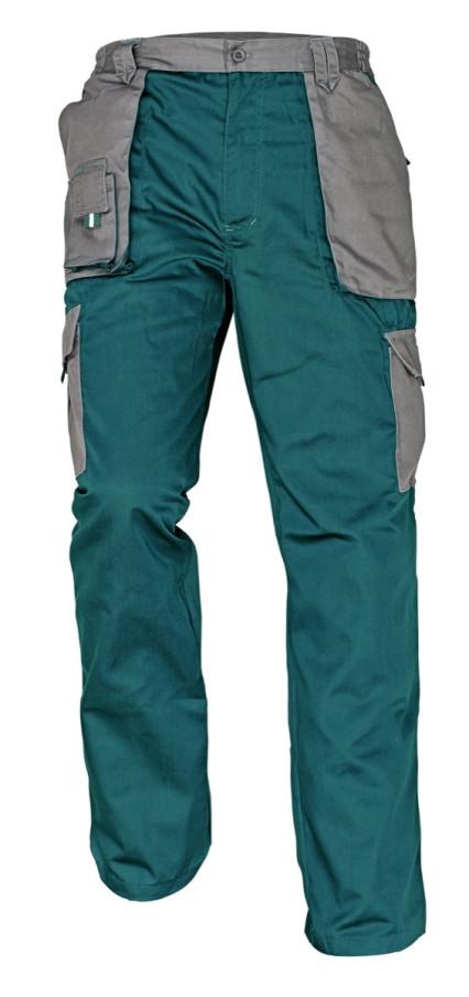 MAX EVOLUTION nadrág zöld-szürke