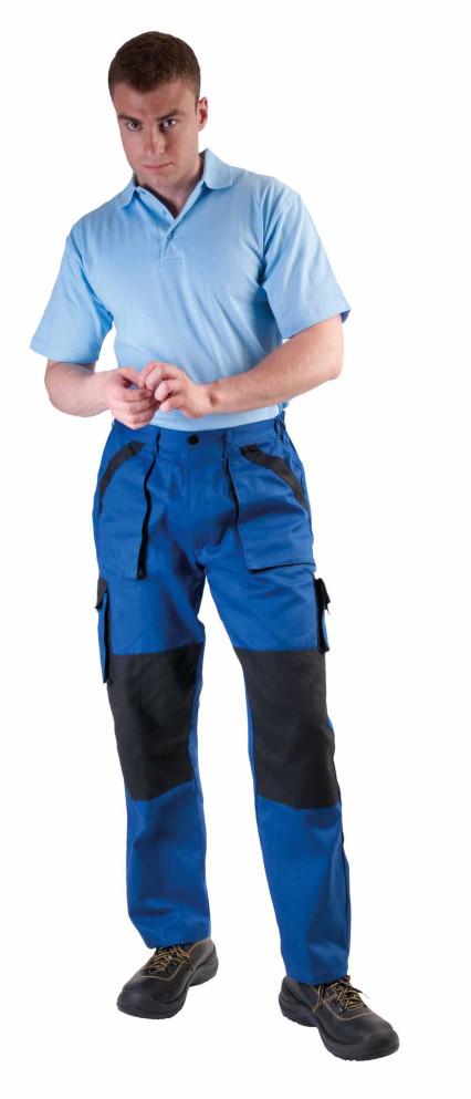 MAX nadrág kék-fekete