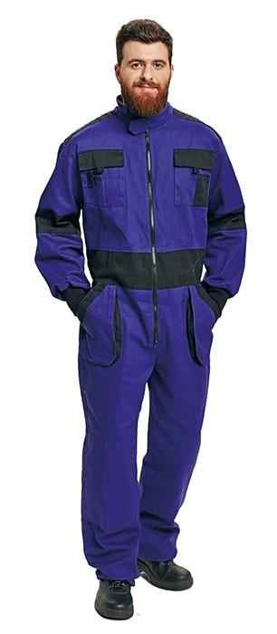 MAX overall kék-fekete