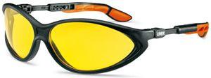 MEGSZŰNT! U9188.020 UVEX CYBRIC sárga szemüveg