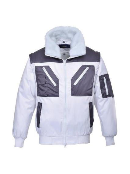 PJ20 pilóta dzseki fehér