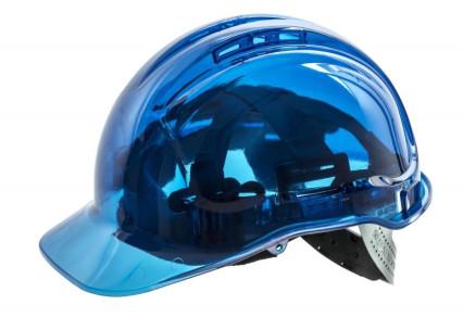 PV50 Védősisak peakview range kék