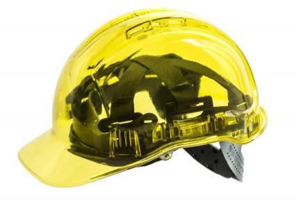 PV50 Védősisak peakview range sárga