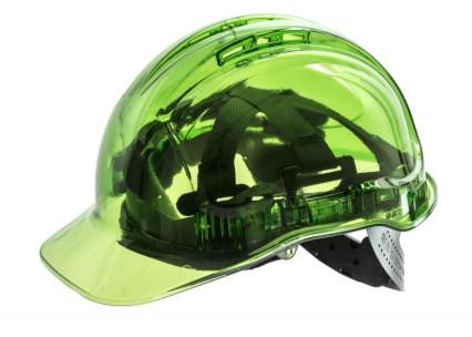 PV50 Védősisak peakview range zöld