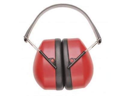 PW41 fülvédő piros