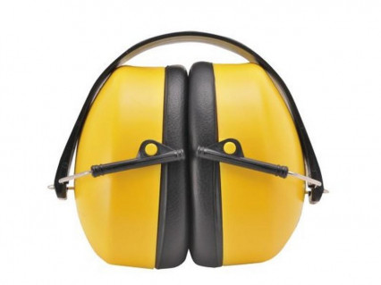 PW41 fülvédő sárga