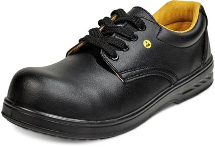RAVEN ESD O1 SRC félcipő fekete