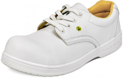RAVEN MF ESD S1 SRC félcipő fehér