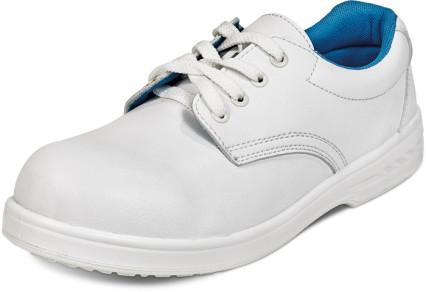 RAVEN O2 félcipő fehér