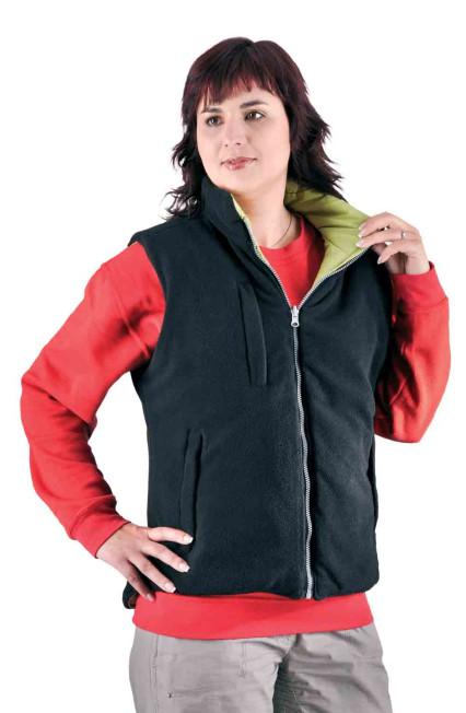 ROSEVILLE LADY női mellény zöld/fekete