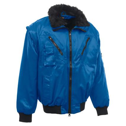 RPIVK Rock pilóta téli dzseki, világos kék