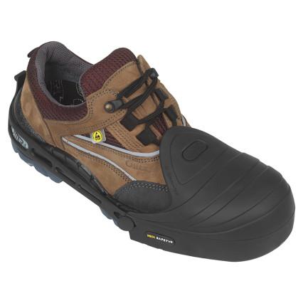 RVT látogatói acélkaplis cipővédő