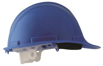 SE1701-K PP munkavédelmi sisak, kék