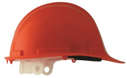 SE1701-N PP munkavédelmi sisak, narancssárga