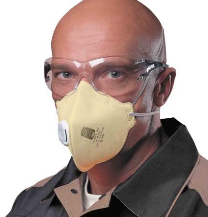 SH3300V FFP3 szelepes maszk