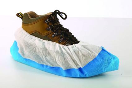 SHOECOVER2 CVE Erősített nylon cipővédő