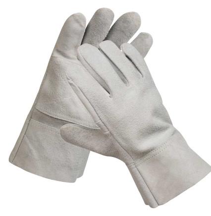 SNIPE WINTER bélelt hasított bőr kesztyű