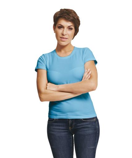 SURMA LADY póló türkisz