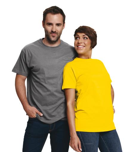 TEESTA póló sárga