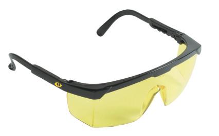 TERREY sárga szemüveg