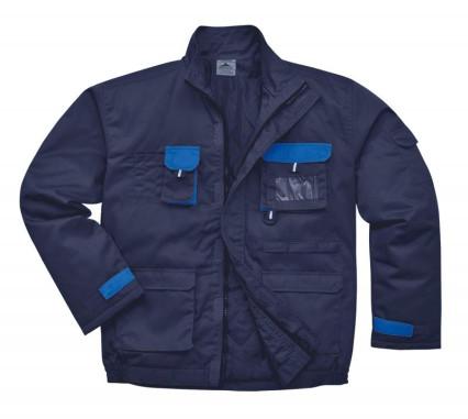 TX18 Texo bélelt kabát navy
