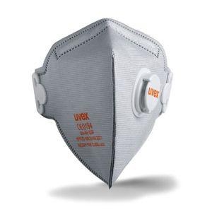U3220 SILV-AIR CLASSIC FFP2 aktívszenes szelepes pormaszk