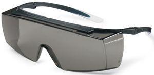 U9169.586 UVEX SUPER F OTG füstszínű szemüveg