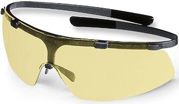 U9172.220 UVEX SUPER G sárga szemüveg