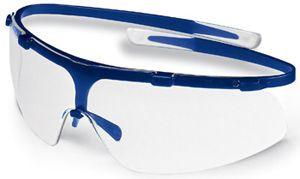 U9172.265 UVEX SUPER G víztiszta szemüveg