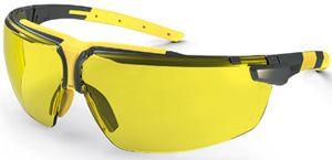 U9190.220 UVEX I-3 sárga szemüveg