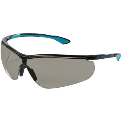 U9193.376 UVEX SPORTSTYLE füstszínű szemüveg