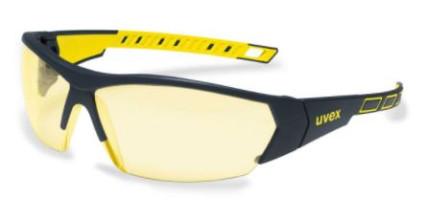 U9194.365 UVEX I-WORKS sárga szemüveg