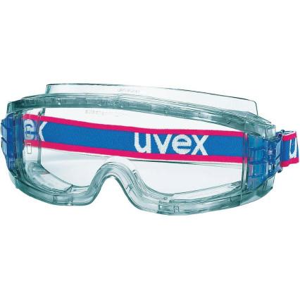 U9301.714 UVEX ULTRAVISION víztiszta szemüveg