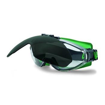 U9302.045 UVEX Ultrasonic flip-up IR5 hegesztő szemüveg