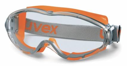 U9302.245 UVEX ULTRASONIC víztiszta szemüveg