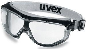 U9307.375 UVEX CARBONVISION víztiszta szemüveg