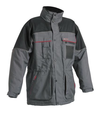 ULTIMO szürke bélelt kabát
