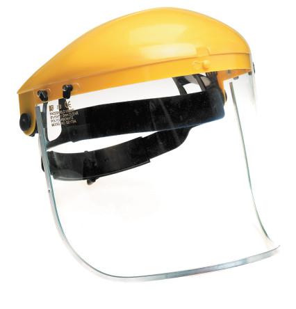 VISIGUARD arcvédő víztiszta látómezővel