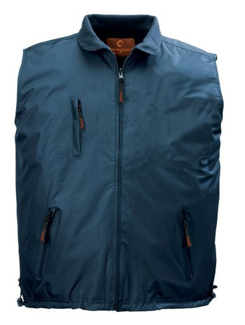 XLEMB LEMAN kék mellény