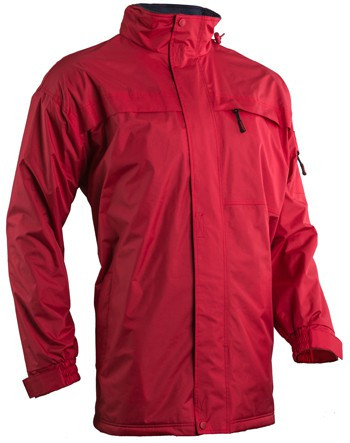 XNORP POLE NORD piros kabát